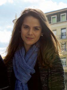 Retrato da psicóloga Mariana Pereira Saraiva